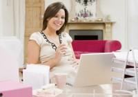 Mutterschaftsurlaub: So arbeiten Sie von zuhause aus