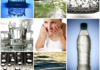 Wasser als Schoenheitsmittel