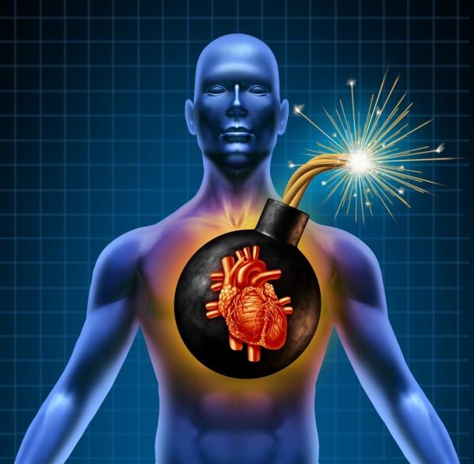 Ein hoher Cholesterinspiegel kann zur Gefahr für Ihren Körper werden